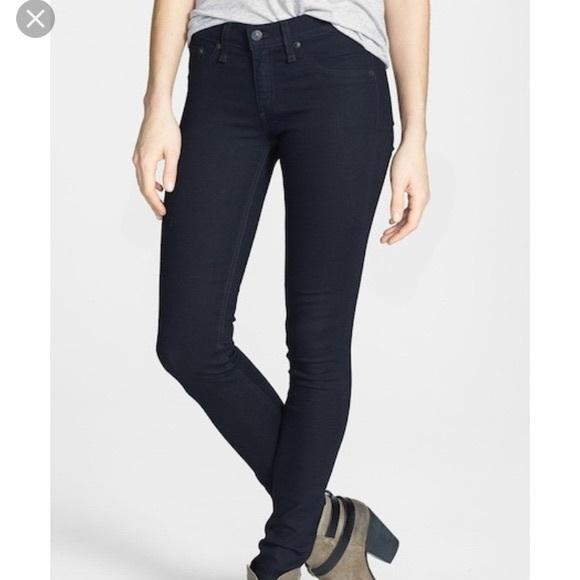 cebe21ae02b84 rag & bone Jeans | Rag Bone The Legging Midnight Wash Size 29 | Poshmark
